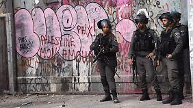 Frieden bleibt ein Traum: Jerusalem-Krise trübt Weihnachtsstimmung in Bethlehem