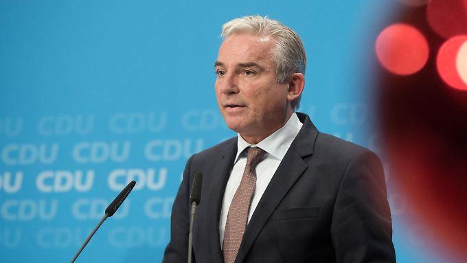 Christdemokrat Thomas Strobl.