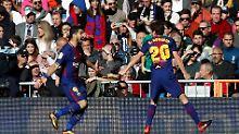 Der Clásico im Liveblog: Noch ein Tor! Barça demütigt Real im Bernabeu