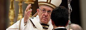 Kritik an Jerusalem-Entscheidung: Papst ruft zu Hilfe für Flüchtlinge auf