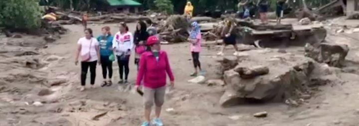 """Philippinen nach Tropensturm """"Tembin"""": Rettungskräfte suchen verzweifelt nach Vermissten"""