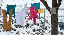 Frage & Antwort, Nr. 513: Warum soll man bis 6. Januar nicht waschen?