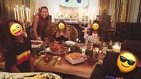 Promi-News des Tages: Heidi Klum gewährt private Einblicke in ihr Weihnachtsfest