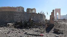 Bürgerkrieg im Jemen: Über 60 Menschen sterben bei Kämpfen