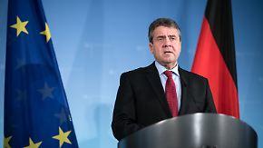 Zusammenarbeit ohne EU-Beitritt: Gabriel erwägt Türkei-Beziehungen nach Brexit-Vorbild