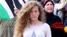 Ein Film, zwei Sichtweisen: 16-jährige Palästinenserin schlägt Soldaten