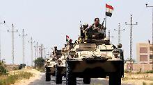 Anschläge auf Armeemitglieder: Ägyptens Justiz lässt Islamisten hinrichten