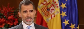 """Nicht gegen die Rechte anderer"": König Felipe verärgert Katalanen"