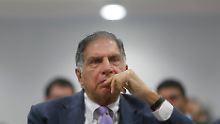 Ratan Tata wird 80: Der Patriarch feiert Geburtstag