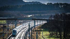 Frustrierte Fahrgäste: Bahn versagt auf neuer Schnellstrecke