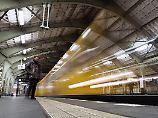 Zehn Milliarden Fahrten 2017: Fahrgastrekord im öffentlichen Nahverkehr