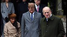 Prinz Harry und die Familie: Meghans Halbschwester widerspricht