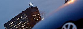 Razzien in Wohnung und Büro: Justiz nimmt VW-Motorenchef ins Visier