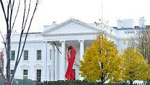 """""""Dialogproblem"""" im Weißen Haus: Trump feuert gesamtes Aids-Beratergremium"""