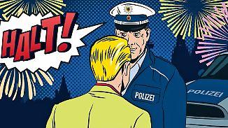Frauenzone, Knallverbot, neues Wir-Gefühl: Deutschland intensiviert Sicherheit zu Silvester