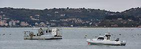 Umstrittene Seegrenze: Kroatische Polizei eskortiert Fischerboote