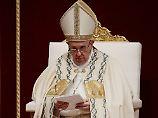 Rede zum Jahresende: Die düsteren Worte des Papstes