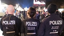 Silvesterpartys in Großstädten: Polizei meldet vereinzelte sexuelle Übergriffe