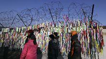 Treffen noch in nächster Woche: Südkorea bietet Nordkorea Gespräche an