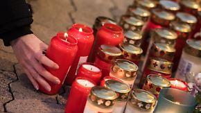 Bluttat in Kandel: Gottesdienst erinnert an erstochene 15-Jährige