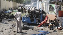 Kampf gegen Terror ausgeweitet: USA steigern Luftangriffe in Somalia