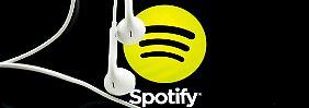 Schadensersatz in Milliardenhöhe: US-Musiklabel verklagt Spotify