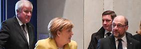 100 Tage ohne Regierung: Showtime in Berlin