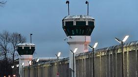Nur noch fünf Häftlinge der JVA Plötzensee sind auf der Flucht.