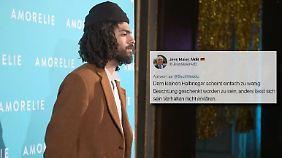 Maas verteidigt NetzDG: Twitter löscht rassistischen AfD-Tweet über Noah Becker