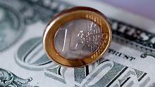 Der Börsen-Tag: Euro fällt und stützt den Dax