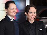 Hallo, schöne Tänzerin!: Ellen Page heiratet heimlich