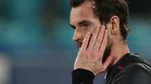 """""""Ich würde alles geben, um wieder da draußen zu sein"""": Andy Murray."""