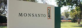 Monsanto dürfte von der US-Steuerreform profitieren.