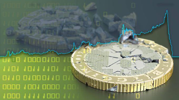 Unter dem Gesichtspunkt Nützlichkeit läuft es nicht gut für den Bitcoin.