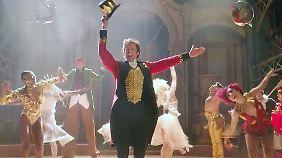 """""""The Greatest Showman"""" im Kino: Singender Hugh Jackman erfindet Zirkus der Kuriositäten"""
