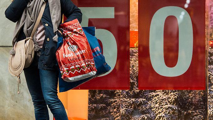 Nicht alle Bereiche des Einzelhandels können sich über Zuwachs freuen.