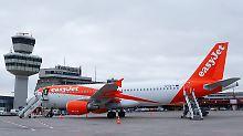 Mehr Angebote für Reisende: Easyjet startet innerdeutsche Flüge ab Tegel