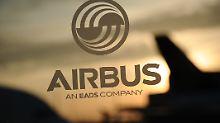 Raketen-Deal mit Taiwan: Airbus soll 104 Millionen Euro Strafe zahlen