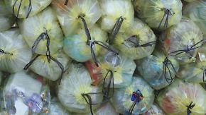 China will nicht länger Müllkippe sein: Deutschland versinkt im Plastikabfall
