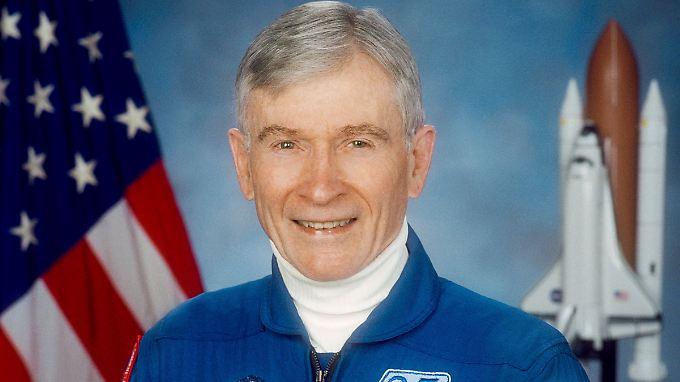 Young war einer der erfahrensten Astronauten aller Zeiten.