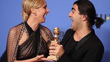 """Was für eine Überraschung: Der deutsche Thriller """"Aus dem Nichts"""" von Regisseur Fatih Akin und mit Schauspielerin Diane Kruger erhält einen der wichtigsten Filmpreise der Welt - den Golden Globe."""