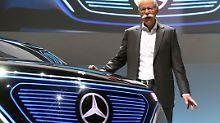 Wettkampf der Premiumhersteller: Absatzrekord sichert Mercedes Platz eins