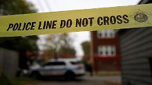 Viele männliche Afroamerikaner: US-Polizei erschoss 2017 fast 1000 Menschen