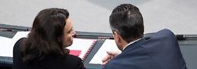 Gabriel-Ressort federführend: Arbeitet SPD an Strategie gegen Kanzleramt?