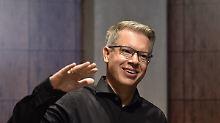 """Interview mit Frank Thelen: """"Vermögende sollen höhere Steuern zahlen"""""""