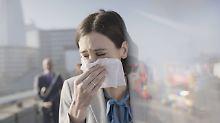 Gefährlicher Aussie-Grippe-Virus: H3N2-Erreger hat Großbritannien erreicht