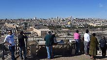Mehr Besucher aus Deutschland: Urlaubsland Israel ist angesagt wie nie
