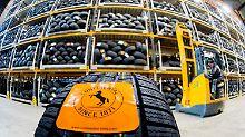 Umbaufantasie treibt Aktienkurs: Continental erwägt Konzernaufspaltung