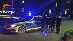 Festnahmen in Italien und Deutschland: Polizei gelingt koordinierter Schlag gegen Mafia