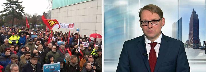 """Oliver Zander im n-tv Interview: """"Der Kompromiss ist das Prinzip"""""""